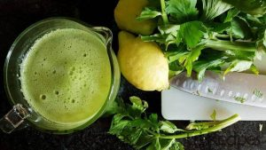 Celery Juices Recipes for testimonial