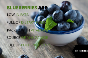 What is blueberry juice and what does it do?
